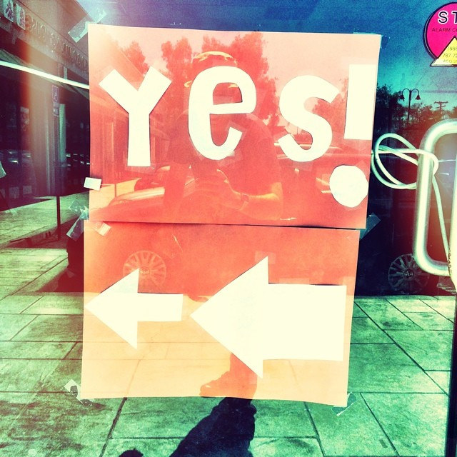 "Are You Able to Say a Hearty ""Yes"" to Yourself?"