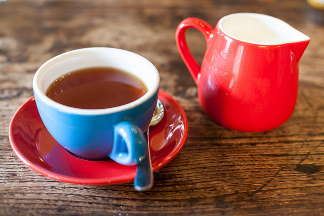 Have You Stopped for Tea MeditationToday?