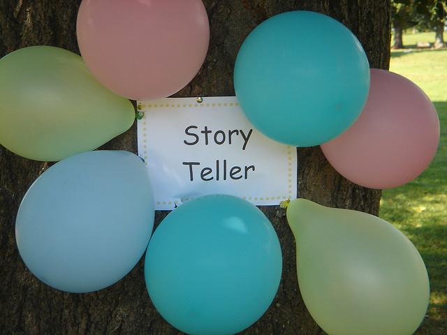 Telling Survivor Stories & BeingHeard