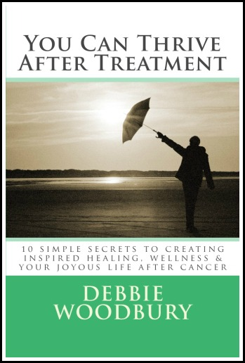 "Special Edition Motivation Monday! Get the First 5 Chapters of ""You Can Thrive After Treatment"" Free"