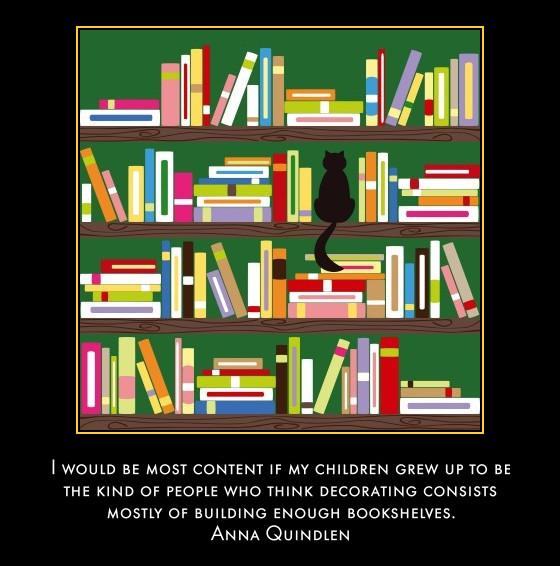 The Survivor's Nest – Do You Have EnoughBookshelves?